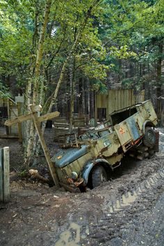 Soviet-era military truck, direct from the 007 movie Tomorrow Never Dies. Exclusive to Delta Force Paintball Berkshire! Airsoft Field, Paintball Field, Paintball Gear, Delta Force, Most Popular Sports, Shooting Range, Nerf, Survival, Guns