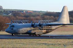 Lockheed C-130T Hercules - 165160 BFD