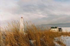 Grótta | by Lighthouse Keeperess | via vincaro