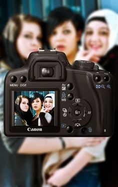 Use Your Digital Camera More Effectively - 3 Tips to Help Take Better Pictures of People