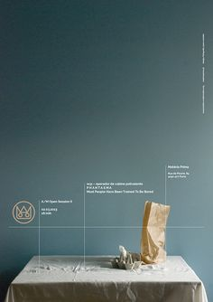 Some breathing room | AM Posters by Joana Mendes | Behance