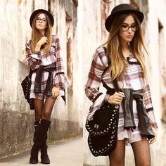 Get this look: http://lb.nu/look/5990319  More looks by Flávia Desgranges van der Linden: http://lb.nu/fashioncoolture  Items in this look:  Lafê Dress, Lafê Bag