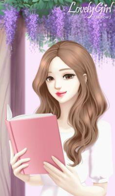 Enakei uploaded by Naty on We Heart It Girl Cartoon Characters, Cartoon Girl Images, Cute Cartoon Girl, Anime Girl Cute, Anime Art Girl, Beautiful Girl Drawing, Cute Girl Drawing, Cartoon Girl Drawing, Beautiful Anime Girl