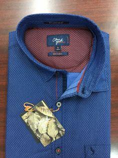 Men shirt detail casual citrus Men Shirts, Polo T Shirts, Collar Shirts, Casual Shirts For Men, Men Casual, Chang'e 3, Men Clothes, Check Shirt, Man Style