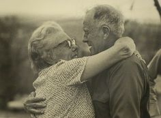 growing old with the love of your life