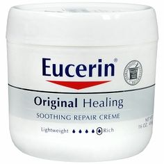 This is another great cream which is thick and great for very dry skin.