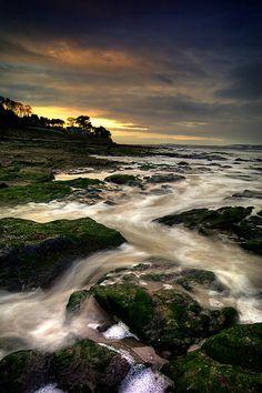 Nairn Beach looking west
