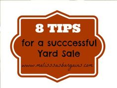 8-tips-for-a-successful-yard-sale