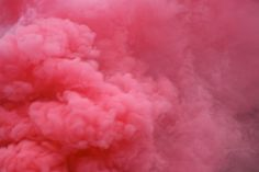 neon pink, smoke bomb, pink smoke