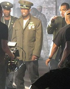 50 cent and tony yayo | 50 Cent, Lloyd Banks & Tony Yayo at Rider Pt 2 video shoot.jpg
