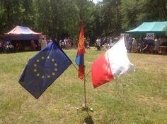 Zdjęcie z festiwalu Nadaam w Powsinie pod Warszawą w roku 2016. Prezentacja kultury, nauki i medycyny mongolskiej w Polsce. Serdecznie zapraszamy.
