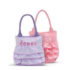 Capezio Swirl Drawstring Dance Bag