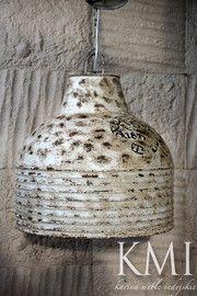 """industrialna lampa  """"Loft Colors"""" M-2715 biała"""