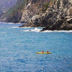 Kayaking in Italy | My sister and I tackled the big waves, w… | Flickr