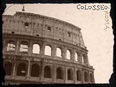 Colosseo. Roma.