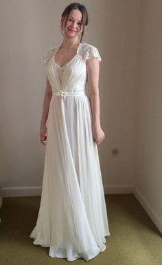 Robe de mariée Jenny Packham d'occasion à Paris