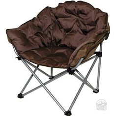 club chair from camping world, looks pretty silly but I sat in this today & it's so comfortable ... 49.99