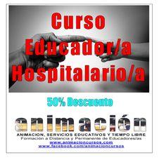 Curso Educador Hospitalario. Ofertas y Descuentos  http://animacion.synthasite.com https://www.facebook.com/animacioncursos