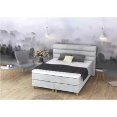 Eless Halvön Boxspringbett Grau cm Best Picture For bedroom furniture drawers For Your Taste You are looking for something, and it is going to tell you exactly what you are looking for, Cama Box, Furniture Decor, Bedroom Furniture, Furniture Design, Sofa Design, Living Room Designs, Living Room Decor, Dining Room, Modernisme