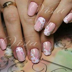 Ногти дизайн 2018 фото Pretty Nail Designs, Colorful Nail Designs, Nail Art Designs, Nail Swag, Fancy Nails, Pretty Nails, Pedicure Nails, My Nails, Nail Polish Style