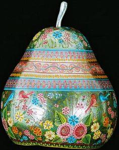 Mexican Lacquerware