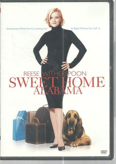 DVD Reese Witherspoon Sweet Home Alabama 2003 Andy Tennant Patrick Dempsey