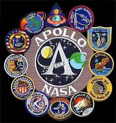 apollo space badges - photo #4