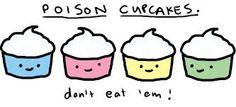cupcake cartoon - Google zoeken