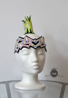 Facebook▶▶▶▶▶▶ stefi.fashion.slovakia Instagram▶▶▶▶▶▶ stefi.fashion Dance Costumes, Headpiece, Crown, Facebook, Jewelry, Instagram, Fashion, Coiffures, Moda