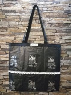 CafeAfrica Kaffeetasche von kavaWerkstatt auf Etsy Ted Baker, Africa, Reusable Tote Bags, Etsy, Carry Bag, Dime Bags