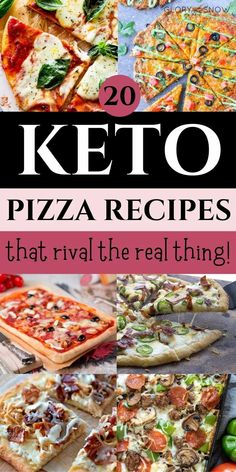 Best Keto Pizza Recipes | low carb pizza | keto diet | low carb diet | keto recipes | low carb recipes | keto lunch | keto dinner | keto pizza crust | keto pizza casserole | keto pizza dough | keto pizza base | ketogenic diet | healthy food | healthy lifestyle | easy keto pizza | keto pizza recipes easy | delicious | tasty | yummy | weight loss | low carb pizza recipes | food recipes Pizza Recipes, Lunch Recipes, Low Carb Recipes, Diet Recipes, Breakfast Recipes, Healthy Recipes, Lowcarb Pizza, Keto Lunch Ideas, Dinner On A Budget