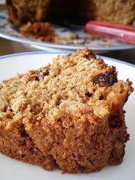 Bolo integral de maça com aveia e granola | Tortas e bolos > Receita de Bolo | Receitas Gshow