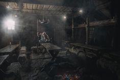 Jone Matilaisen Road to Valhalla -näyttely tuo esille näkymiä viikinkikulttuuriin. Spaceship, Sci Fi, Concert, Photography, Painting, Art, Eten, Space Ship, Art Background