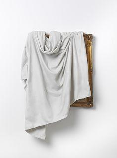 ryan gander(1976- ), i be… (ix), 2016. antique mirror and marble resin, 76 x 65 x 19 cm. lisson gallery, new york, usa http://www.lissongallery.com/artists/ryan-gander