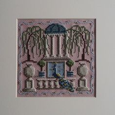 Mary Joan Stitching: February 2011