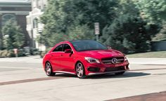 Tested: 2014 Mercedes-Benz CLA45 AMG 4MATIC - Photo Gallery of Instrumented Test from Car and Driver - Car Images - Car and Driver