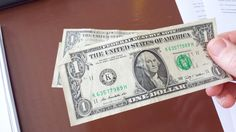 Making it rain: unusually (and for the second time in one week) another listener sent US currency to our office with their fanmail. It's a very thoughtful gesture but not necessary!