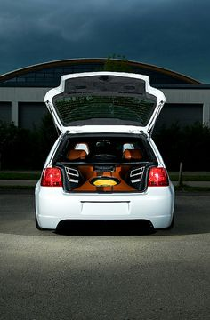 volkswagen lowrider | Volkswagen Golf Lowrider | Flickr - Photo Sharing!