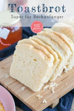 toast - Great simple basic recipe for homemade butter toast. With this recipe you can easily make your own - Tostadas, Homemade Butter, Evening Meals, Food Cakes, Yummy Cakes, Cheesecake, Cake Recipes, Food And Drink, Yummy Food