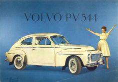 Girls & Cars - Vintage Car Ads