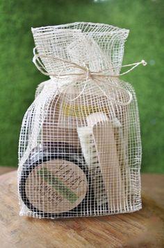 Gardeners Hand Care Gift Bag