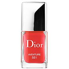 Dior Dior Vernis Gel Shine and Long Wear Nail Lacquer in Aventure 551 #sephora