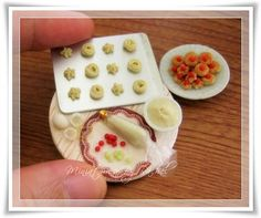 Butter Cookie Prep Board | Flickr - Photo Sharing!
