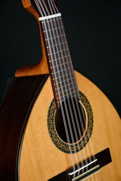 Alhambra Bandurria Model 3-C (New) Music Instruments, Musical Instruments