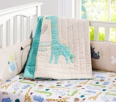 Milo Nursery Bedding--This is the bedding I have ordered! SO excited!