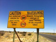 speed testing!
