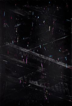 Robin Seir Toys and tears Mixed media on canvas 190x130