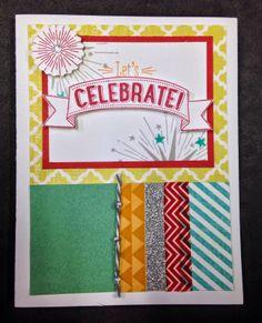Scrappin' 4 Memories: June 2014 Stamp of the Month Blog Hop - Kaboom