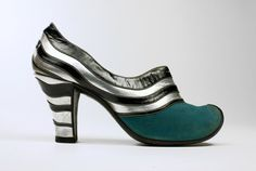 1930s shoes, Andre Perugia, Bata Shoe Museum