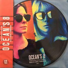 Vinyl Soundtrack - Ocean's 8, Sony Classical, 2018, 2LP, Picture vinyl   Elpéčko - Predaj vinylových LP platní, hudobných CD a Blu-ray filmov Sony, Oceans 8, Soundtrack Music, Blues, The Originals, Film, Movie, Film Stock, Cinema
